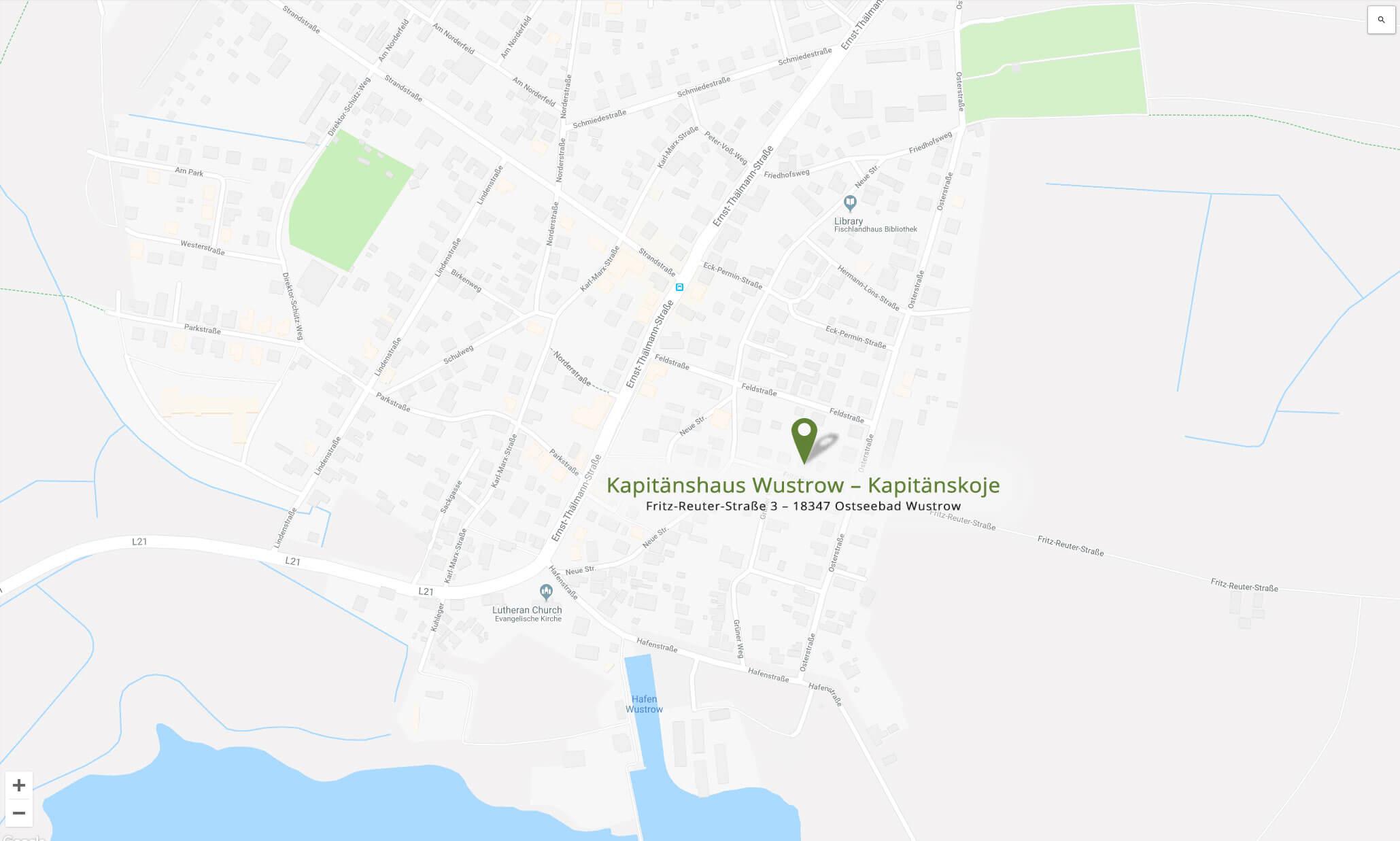 Anfahrt / Adresse